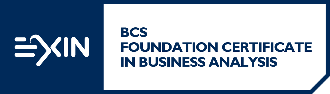 EXIN BCS Foundation Certificate in Business Analysis