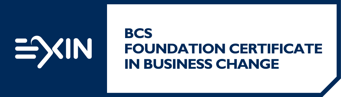 EXIN BCS Foundation Certificate in Business Change