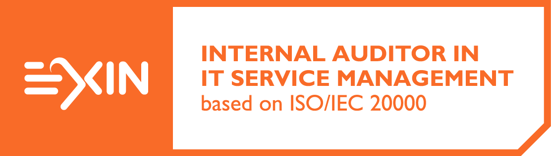 Internal Auditor in IT Service Management based on ISO/IEC 20000