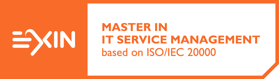 Master in IT Service Management based on ISO/IEC 20000