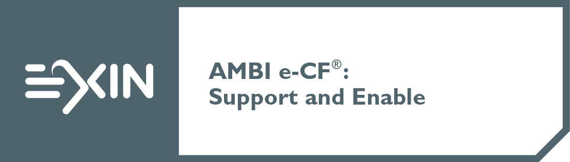 EXIN AMBI e-CF®: Support and Enable