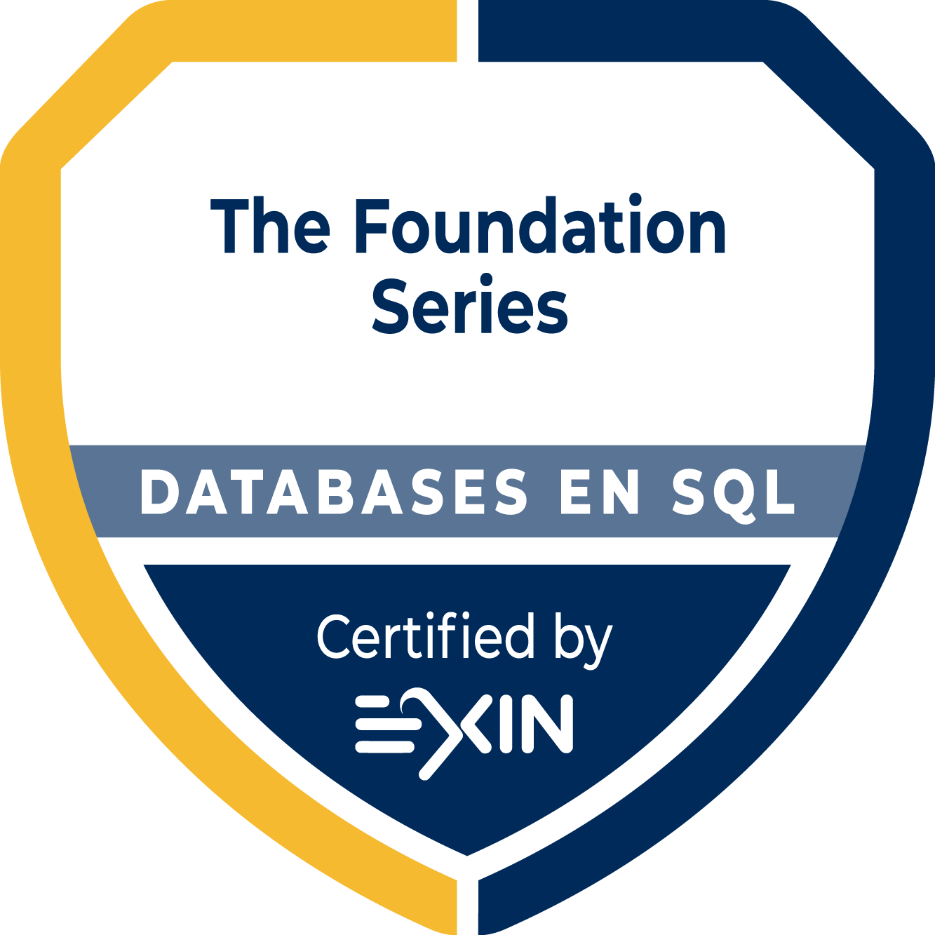 Databases en SQL Foundation