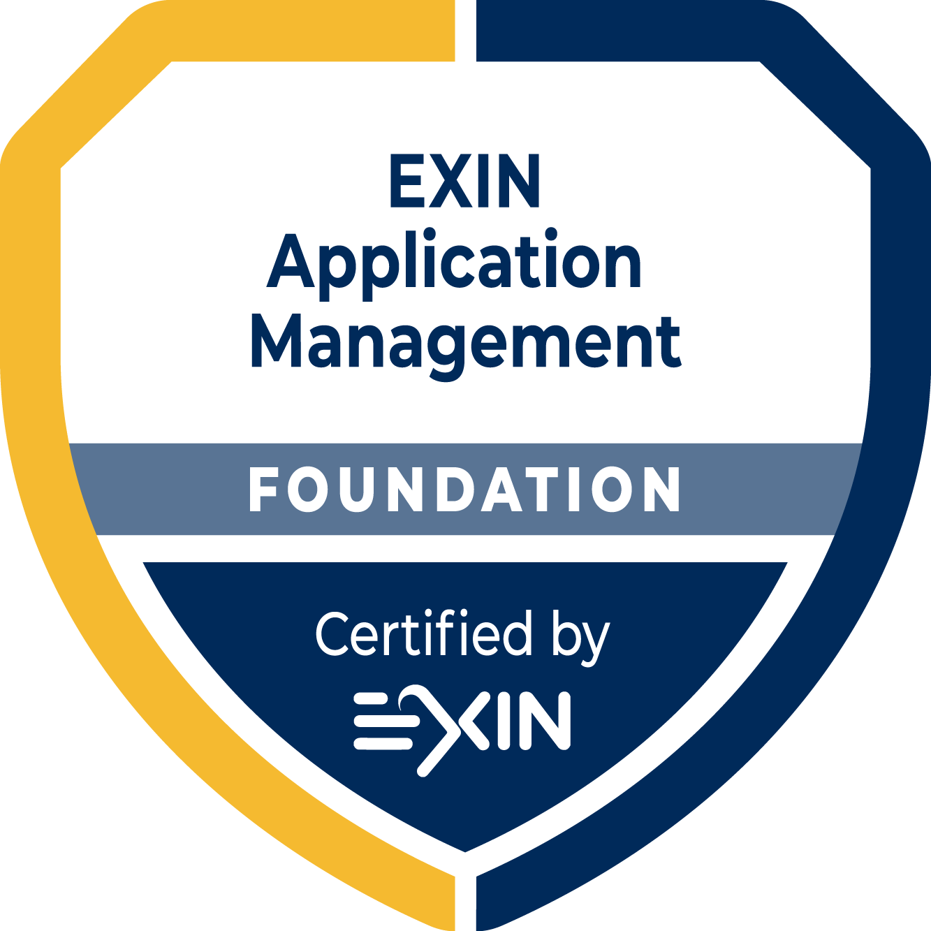 EXIN Application Management Foundation with reference to ASL