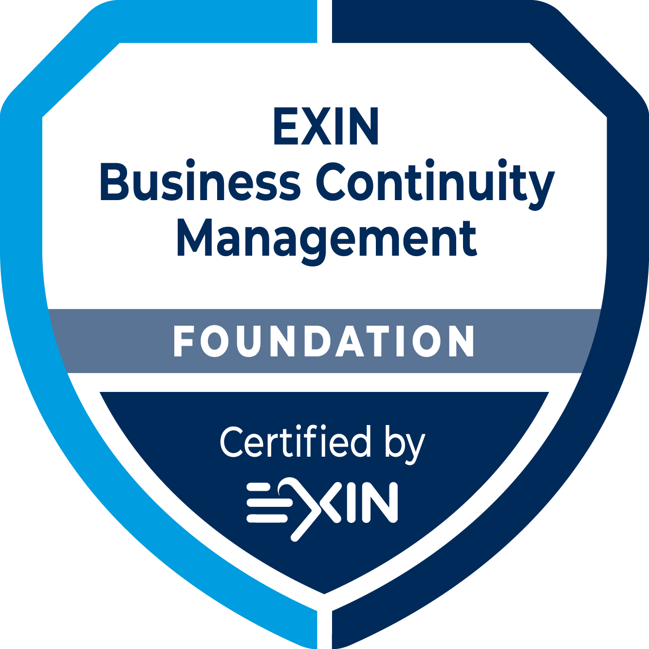 EXIN Business Continuity Management Foundation