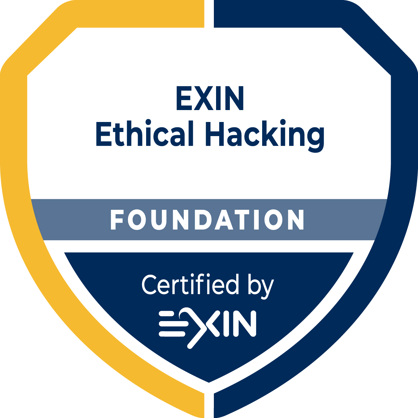 EXIN Ethical Hacking Foundation