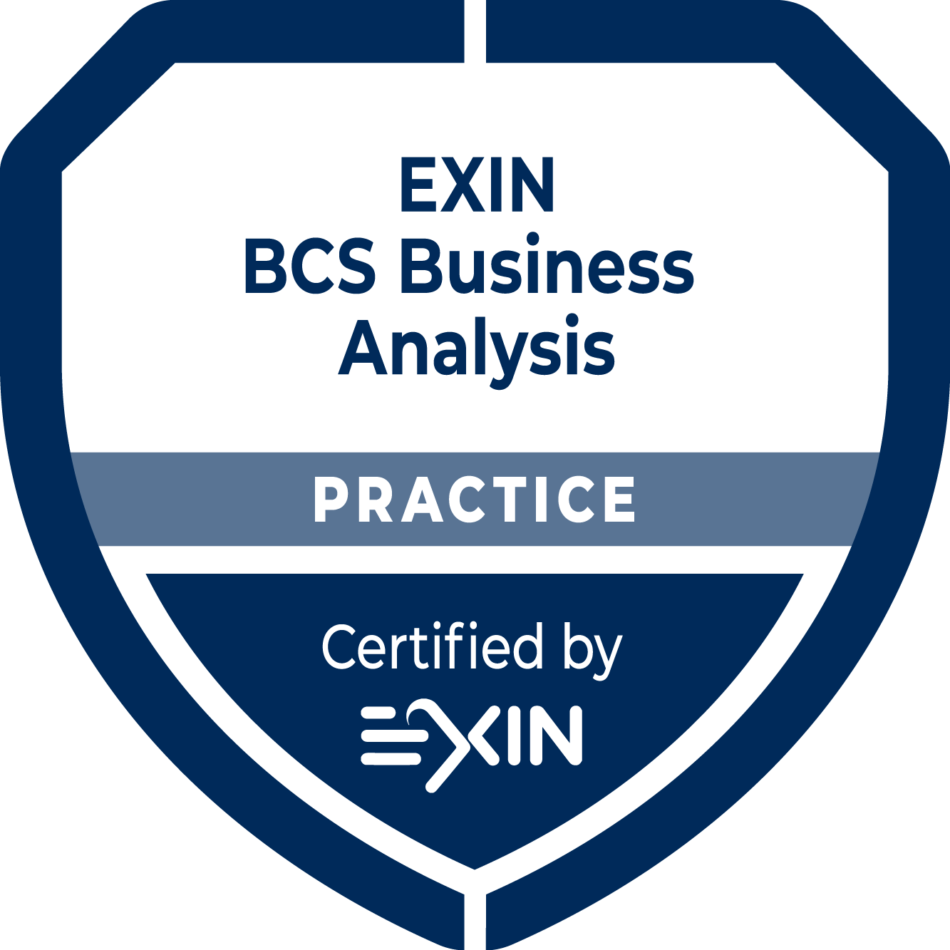 EXIN BCS Practitioner Certificate in Business Analysis Practice MC