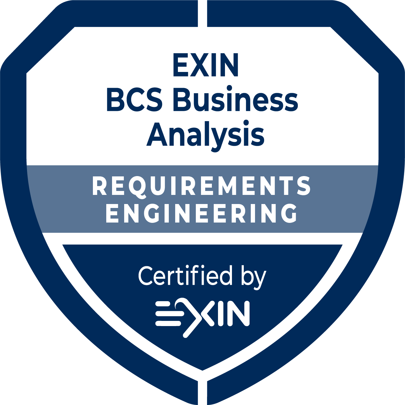 EXIN BCS Practitioner Certificate in Requirements Engineering MC