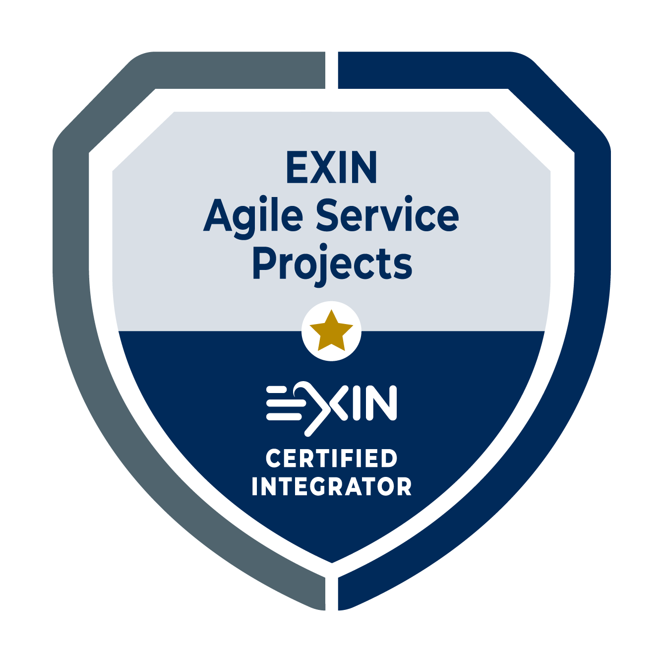 Digital Badge EXIN Agile Service Projects