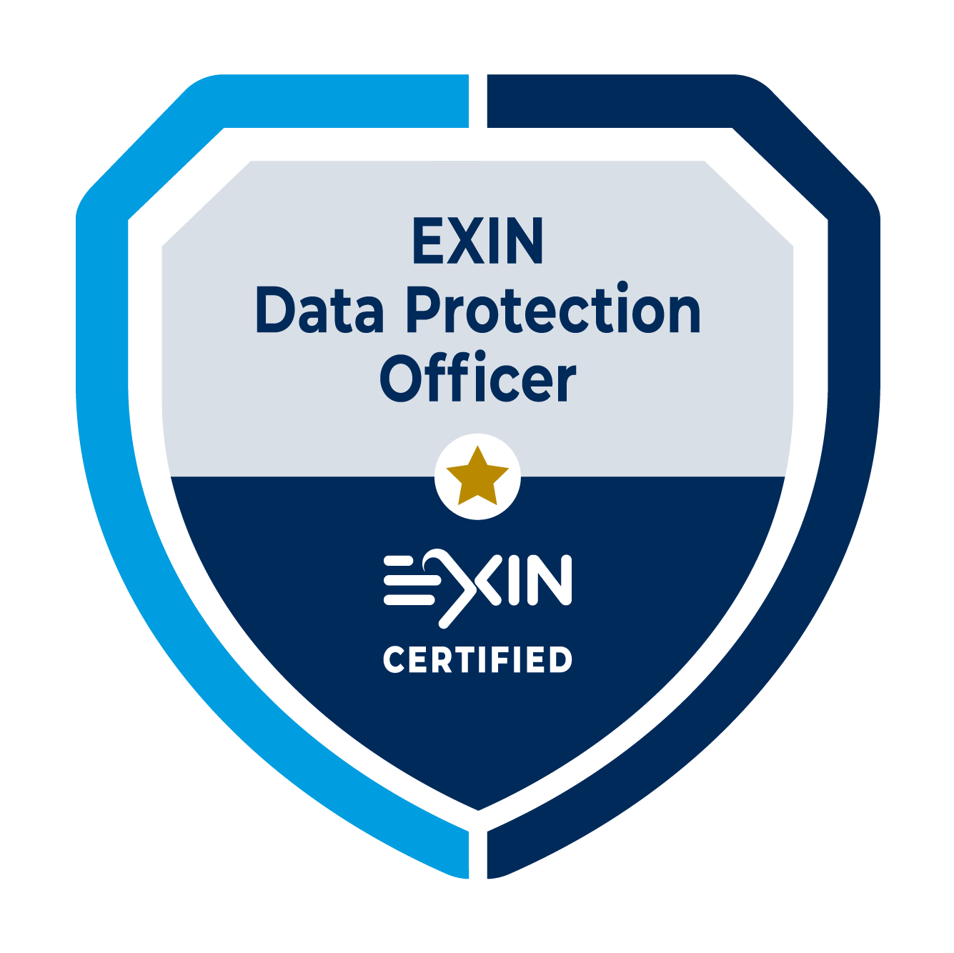 Digital Badge EXIN Certified Data Protection Officer