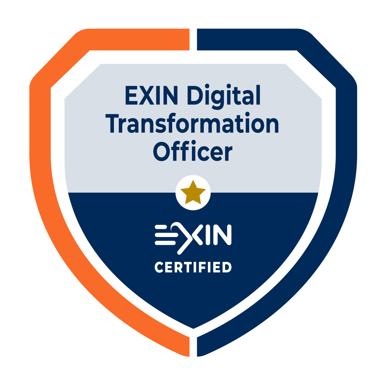 EXIN Digital Transformation Officer Digital Badge