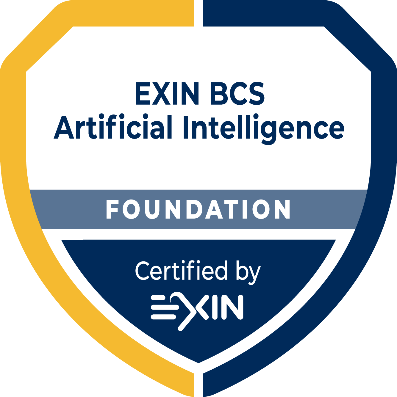 EXIN BCS Artificial Intelligence Foundation