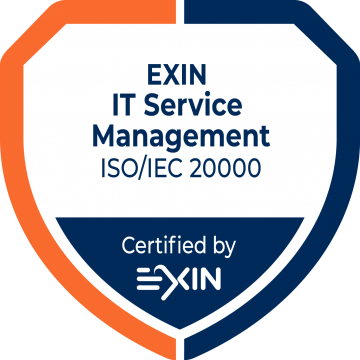EXIN IT Service Management based on ISO/IEC 20000